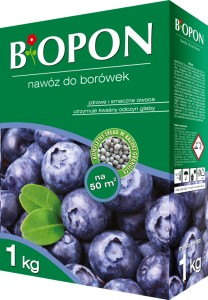 BIOPON DO BORÓWEK 3kg