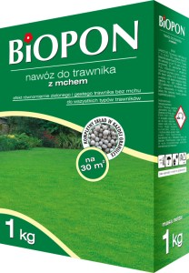BIOPON DO TRAWNIKA Z MCHEM 1kg