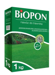 BIOPON DO TRAWNIKA 1kg