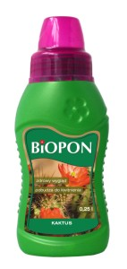 BIOPON DO KAKTUSÓW 250ml