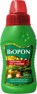 BIOPON ODŻYWKA DO CHOINEK 250ml